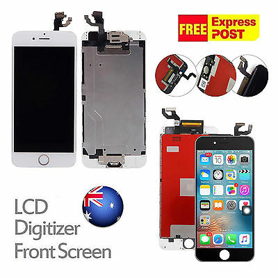 For iPhone 6S LCD Display Assembly Replacement LCD Digitizer White & Black - NEW