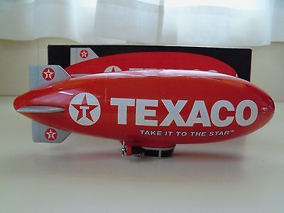 Liberty Classics - Take It To The Star - Texaco Blimp Bank / Diecast (Red)