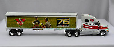 DIE CAST Liberty Classics FORD AEROMAX SEMI & TRAILER Bank 1/64 Scale Canadian