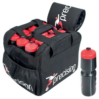 Precision Training Football / Rugby Sports Water Bottle Carry Bag rrp£21