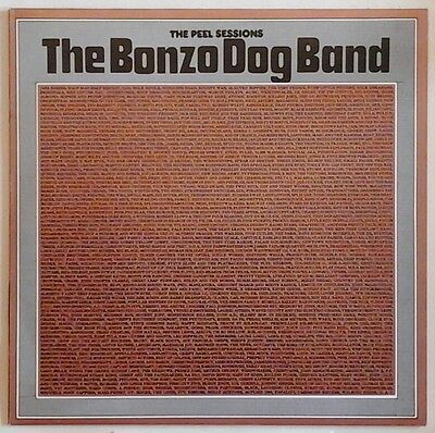 "Bonzo Dog Band~Peel Sessions (Bbc Radio 1, July '69)~1988 Uk 4-Track 12"" Single"