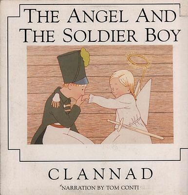 """Clannad(12"""" Vinyl)The Angel And The Soldier Boy-RCA-PL 74328-UK-1989-VG/Ex"""