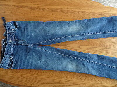 Levi's Red Tab Jeans size Girls 7 Skinny - Excellent Quality & Condition