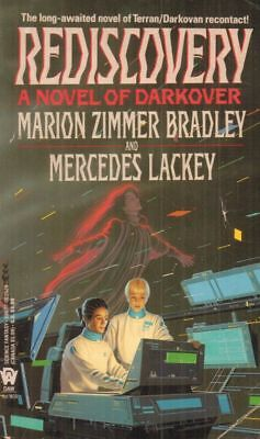 Rediscovery(Paperback Book)Marion Zimmer Bradley And Mercedes Lackey-Acceptable