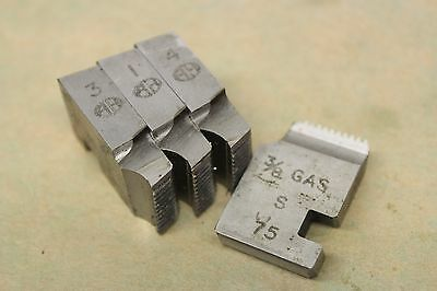"""Branded 3/8"""" x 19 Tpi BSP Coventry Die Chasers For 3/4"""" Head CD296"""