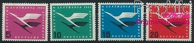 FR of Germany 205-208 unmounted mint / never hinged 1955 Lufthansa (8843909