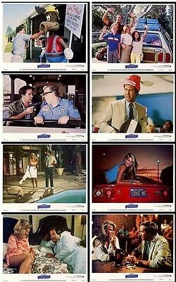 National Lampoons Vacation 8X10 Lobby Card Set Of 8 1983 Chevy Chase