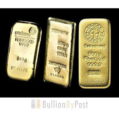 500g Gold Best Value