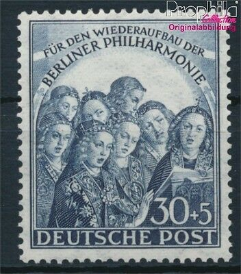 Berlin (West) 73 unmounted mint / never hinged 1950 Philharmonic (8940692
