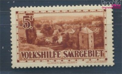 Saar 167 with hinge 1932 volkshilfe:fortresses, Churches (7895931