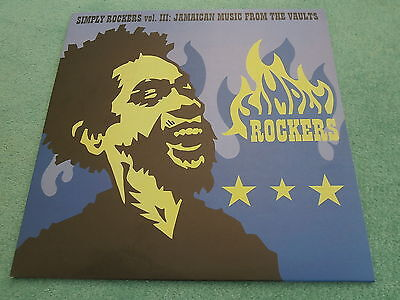 Simply Rockers 3 Reggae Upsetters Jamaicans Delroy Wilson Big Youth Baba Brooks