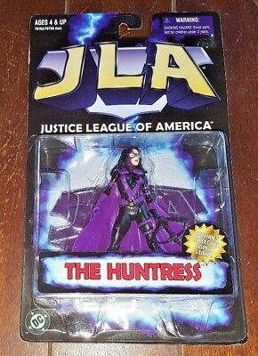 Brand New DC JLA Justice League of America THE HUNTRESS Action Figure!