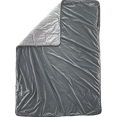 Thermarest Stellar Unisex Adventure Gear Blanket - Smoked Pearl One Size