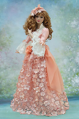 """Rococo Gown for American model22"""" Tonner doll#AM48"""