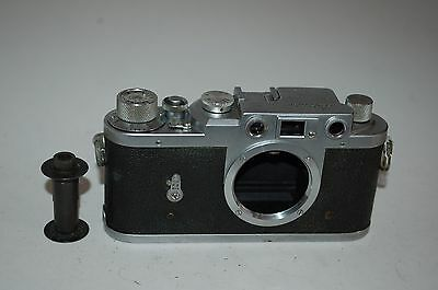 Leotax-K Vintage Japanese Rangefinder Camera Body. Service. 28851. UK Sale