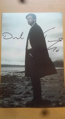 DAVID TENNANT DOCTOR WHO DR WHO TV SHOW HAND SIGNED PHOTO 12 x 8 COA