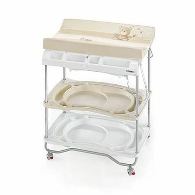 BREVI - Table a langer ATLANTIS Little bear - 21/1230 NEUF