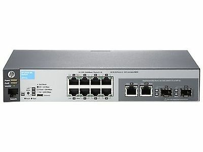 HPE - HP 2530-8G - J9777A - [ ] [Argent] NEUF