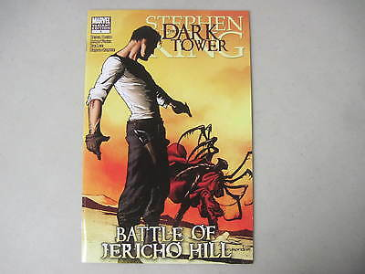 Stephen King The Dark Tower Battle Of Jericho Hill #5 1:25 Variant Marvel Comics