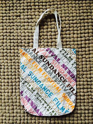 Sundance Film Festival Fest Tote Purse Shopping Collectible Handbag RARE