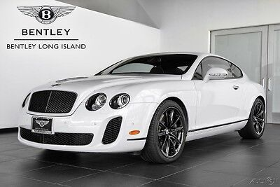 2010 Bentley Continental GT Supersports Offered for Sale by Long Island's Only Factory Authorized Bentley Dealer