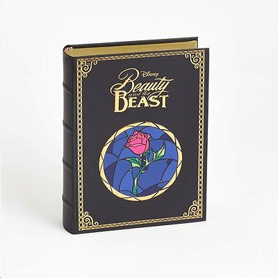 Disney's Beauty and The Beast Notecard Set Collectible Box, Disney Archives NEW