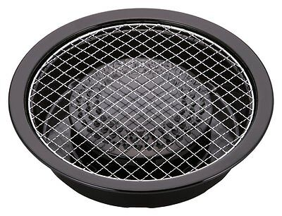 Iwatani Grill plate with Grid for Gas cartridge cooking stove Japan BBQ CB-P-AM3