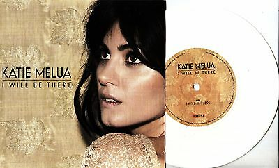 """KATIE MELUA I Will Be There 2013 UK limited edition white vinyl 7"""" NEW/UNPLAYED"""
