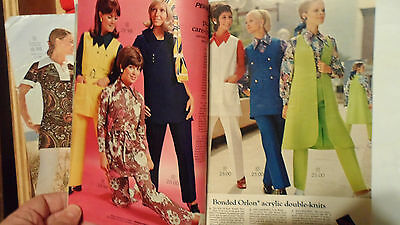 Vintage 1971 Spring And Summer Sears Store Catalog 736 Pages