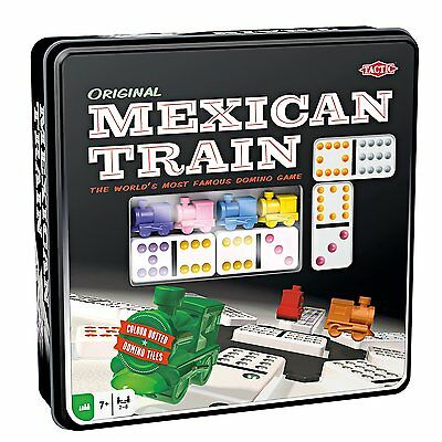 Mexican Train Double Twelve Domino Game *BRAND NEW*