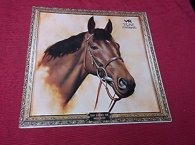 The Story Of Mill Reef:  Rare 1974  York records LP   Tim Hollier
