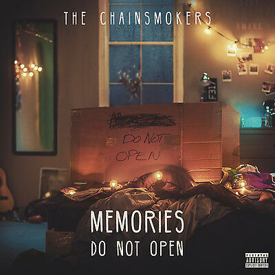 The Chainsmokers - Memories do not Open - Translucent Gold Vinyl + MP3