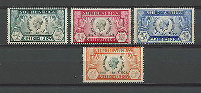 Sudáfrica, South Africa, King George V & Silver Jubilee 1935, Stamps