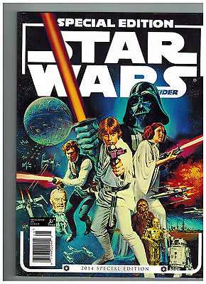 STAR WARS INSIDER SPECIAL EDITION 2014  148 Pages         / 2013 Titan Magazines