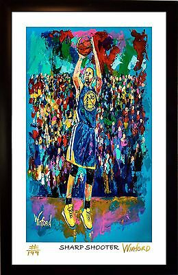 70% Sale Stephen Curry Fine-Art (Not Digital) Print 85/199 Signed By Winford