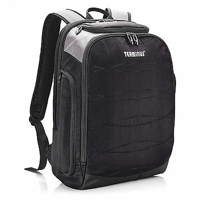 TERMINUS Baby Diaper Bag Daddy Mummy Travel Nappy Black Backpack FREE ship AU