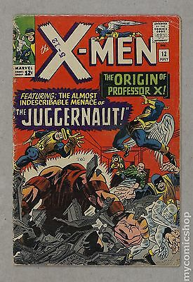 Uncanny X-Men (1963 1st Series) #12 GD 2.0
