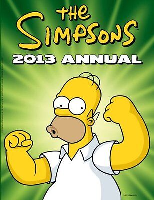 The Simpsons - Annual 2013 - by Matt Groening