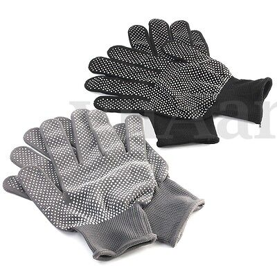 1 Pair Heat Proof Resistant Protective Glove Hair Curler Straightener Styling