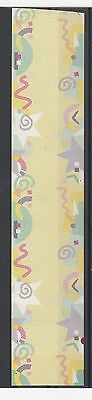 1996 Frama:  New Festive Design blank strip. MNH/MUH. Scarce as such.Going cheap