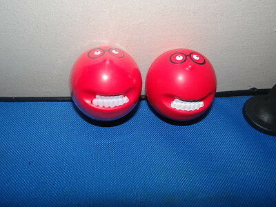 Comic Relief Red Nose Day 2009 2 Noses One New One Used