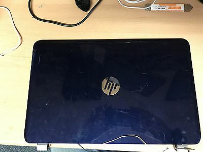 HP Pavilion 15-n Series LCD Back Cover Lid Hinges Bezel WIFI LCD Cable