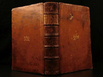 1792 1ed Portraits des Grands Hommes French Color Printing American Revolution