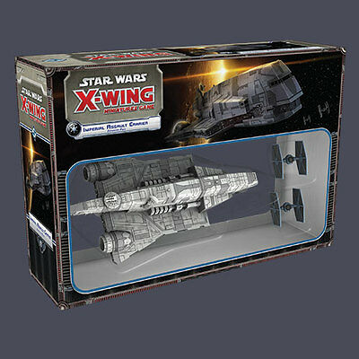 Star Wars X-Wing: Imperial Assault Carrier Expansion Pack