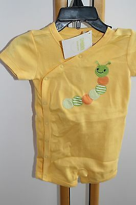 Gymboree Brand New Baby Outfit Caterpillar Boy Girl NWT NEW Size 6-9 Months