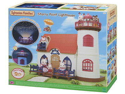 Sylvanian Families - Starry Point Lighthouse - Brand New