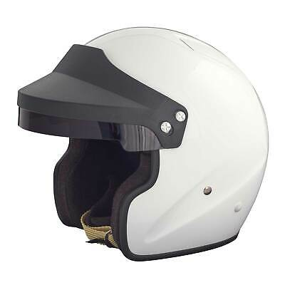 RSA Ace Open Face FIA & SNELL Helmet For Race/Rally/Competition/Motorsport
