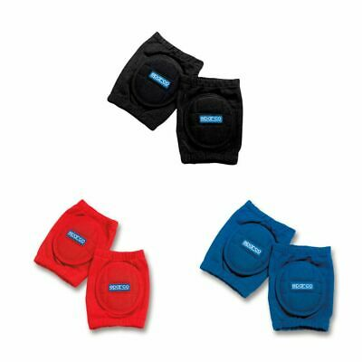 Sparco Race / Rally / Mechanics / Pits Pair Of Nomex Fireproof Elbow Pads