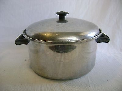LO HEET 4 Qt STAINLESS STEEL CLASSIC STOCK POT OR SAUCE PAN WITH LID USA (2)