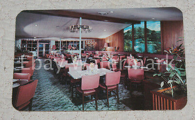 COLORADO SPRINGS COLORADO CO Ruths Oven Restaurant Vintage Chrome Postcard